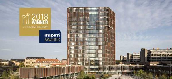C.F. Møller vinder MIPIM Award