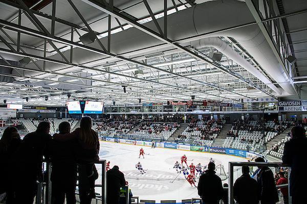 Dansk specialist holder isen kold og tilskuerkomforten høj i SE Arena