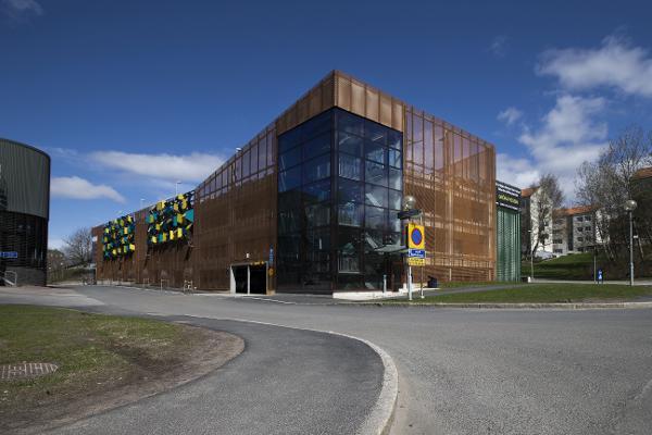 Chalmers Tekniske Universitet, parkeringshus