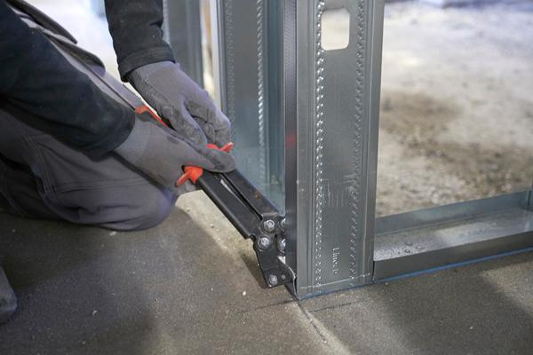 Smarte stållægter giver lettere arbejdsgange