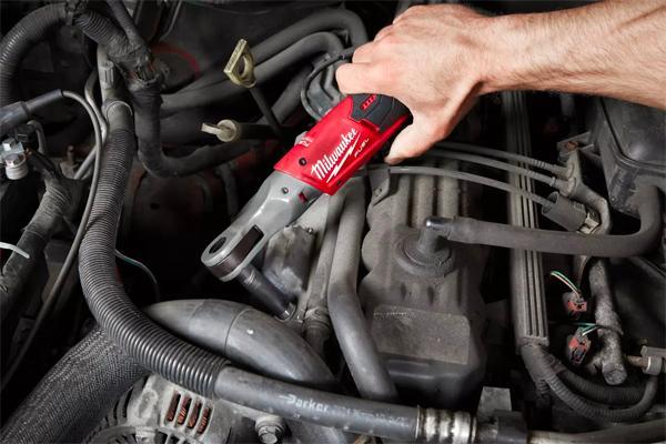 Ingen ledninger, ingen slanger, ingen kompressor med de nye fuel skraldeværktøjer