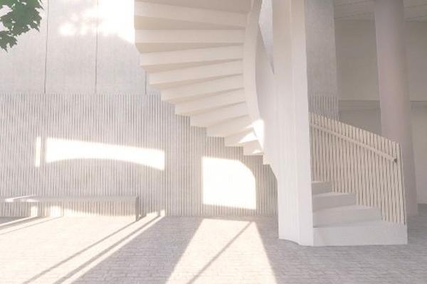 Hi-con leverer trappe til Dungen i Malmö