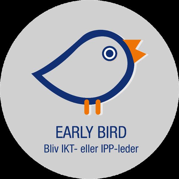Early Bird-tilbud på IPP- og IKT-leder uddannelserne