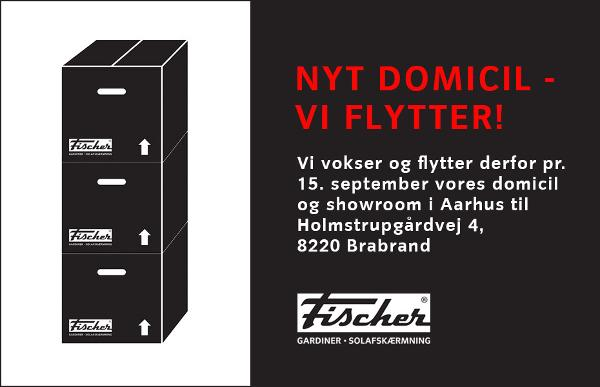 Flyttedag for Fischer