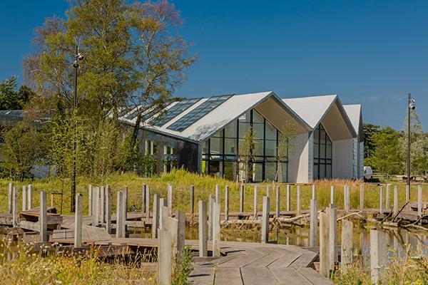 Aluminiumsystem baner vejen til bæredygtighedscertificeringen