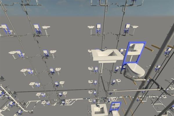 Ifö lancerer BIM data for badeværelsesprodukter