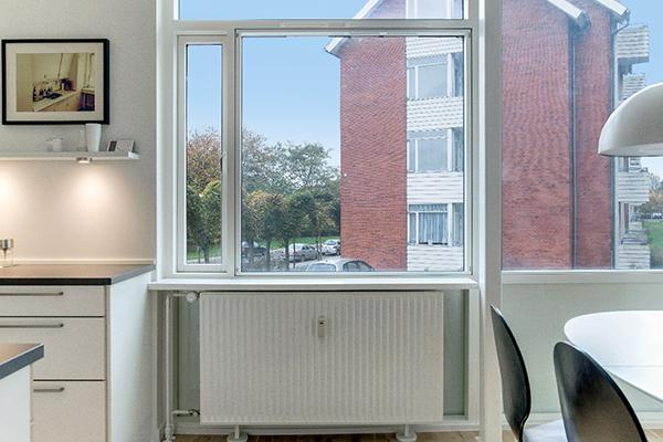 Ventilationsvinduet løser problemet med skimmelsvamp.