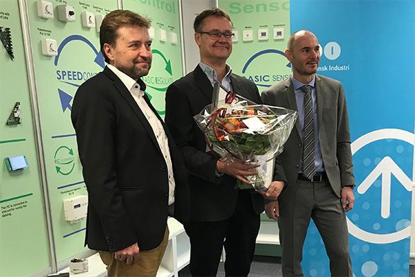 Modtager DI Sydsjællands Initiativpris 2018