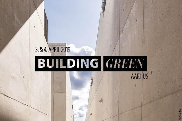 Nedtælling til udsolgt Building Green Aarhus
