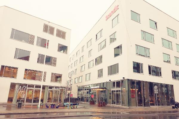 Sådan fik ét af Danmarks største hoteller endnu mere plads