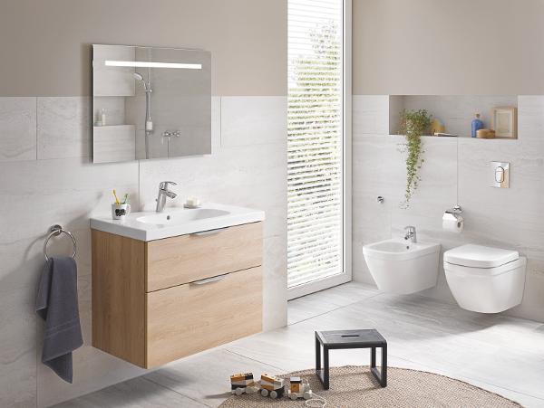 GROHE præsenterer sanitetskeramikserien - Euro – I overensstemmelse med din livsstil