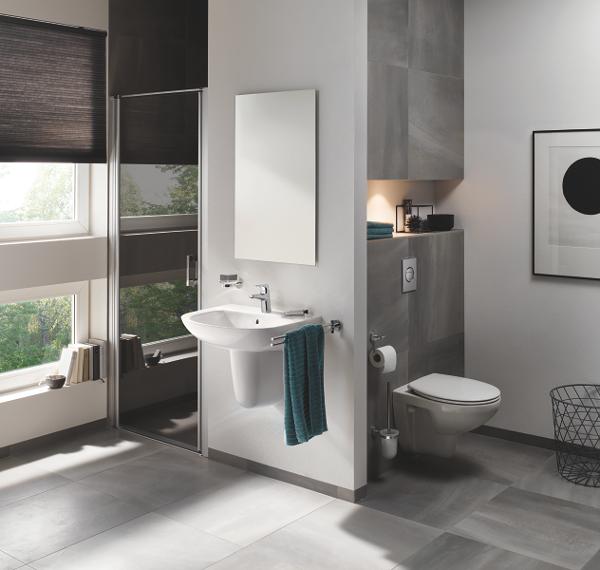 GROHE præsenterer sanitetskeramikserien – Bau – Alsidighed til det moderne liv
