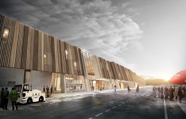 Grønland satser stort på nye lufthavne