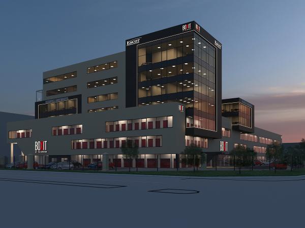 Nyt kontorhotel åbner i Aalborg