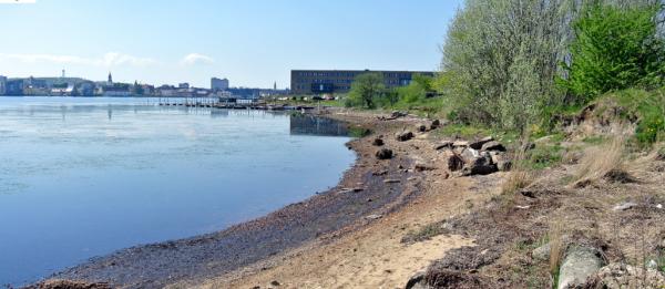 Industriområder omdannes til attraktivt boligkvarter
