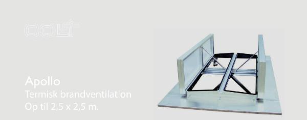 Apollo - Termisk brandventilation
