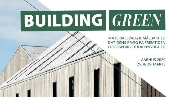 Få konkret viden om bæredygtigt byggeri og arkitektur