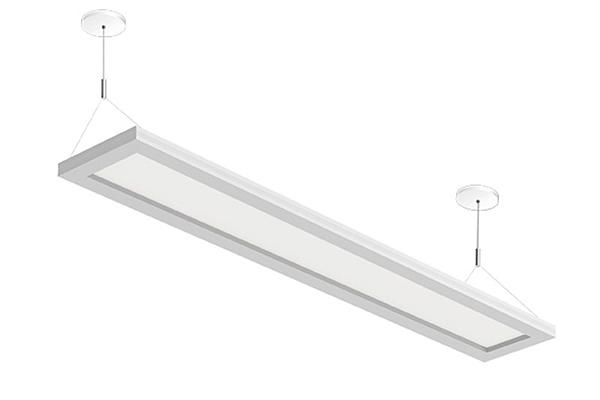 LED Up/Down panel-lampe