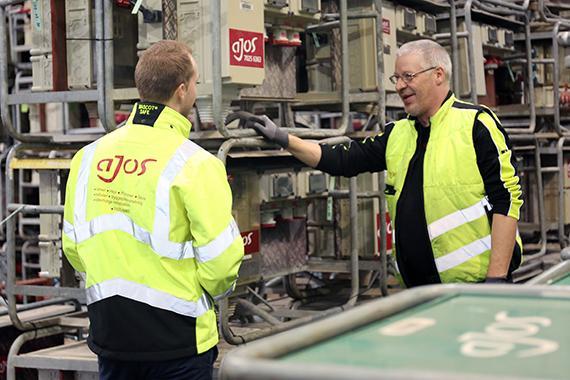 2.000 byggestrømstavler bliver opdateret hos Ajos