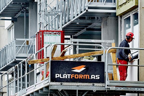 Platform.as søger salgsdirektør som skal sikre nuværende førerposition samt øge markedsandel