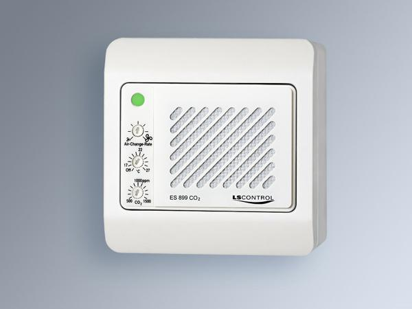 CO2+Temp. Regulate / ES 899