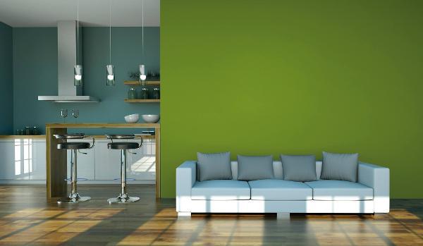 Naturlig maling fra Fairpaint skåner miljøet og giver bedre indeklima