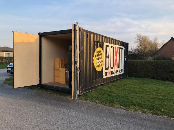 BOXIT Container A/S