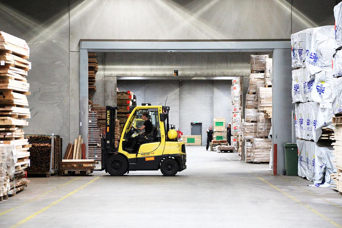 Ny Lageroversigt over Keflico's brede og dybe sortiment af Pladeprodukter