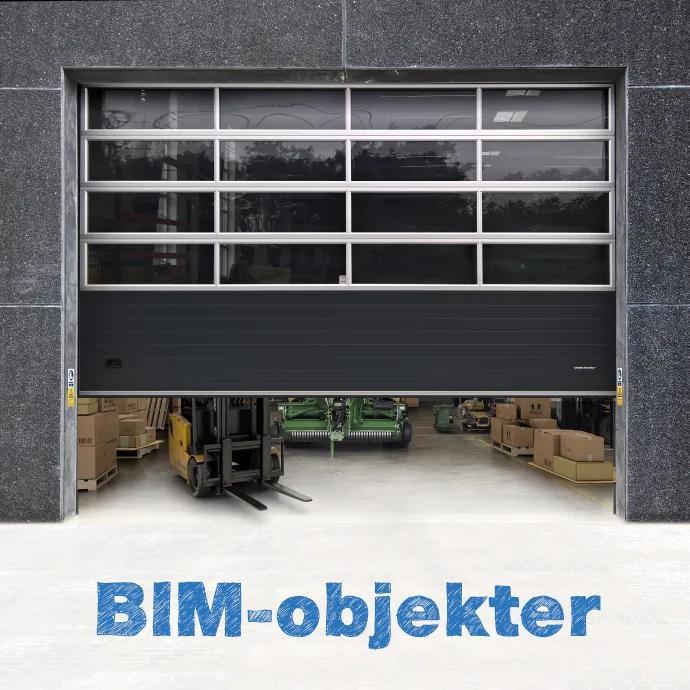 BIM-objekter er vejen til effektivt byggeri