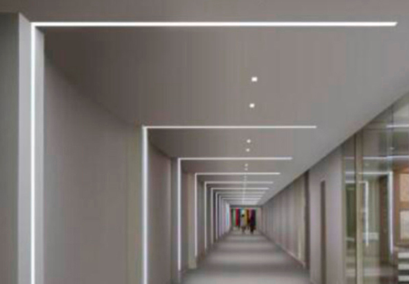Unik belysning i indretningen
