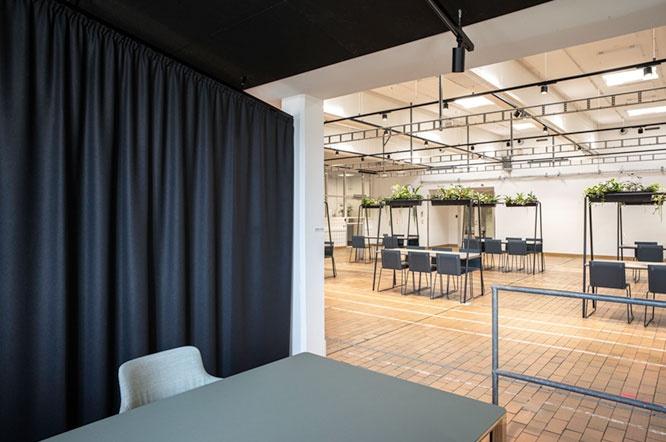Fleksibel indretning: Fra køkken til kontor