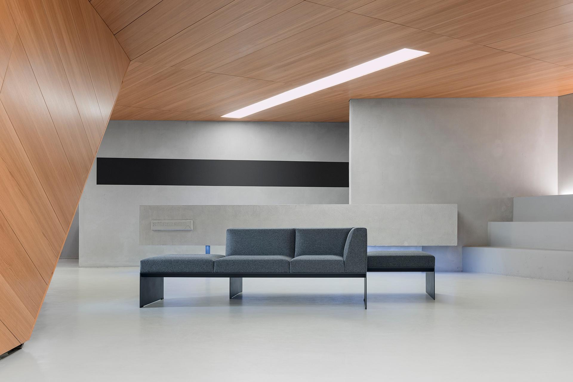 Ubegrænsede muligheder med nyt loungesystem fra Brunner