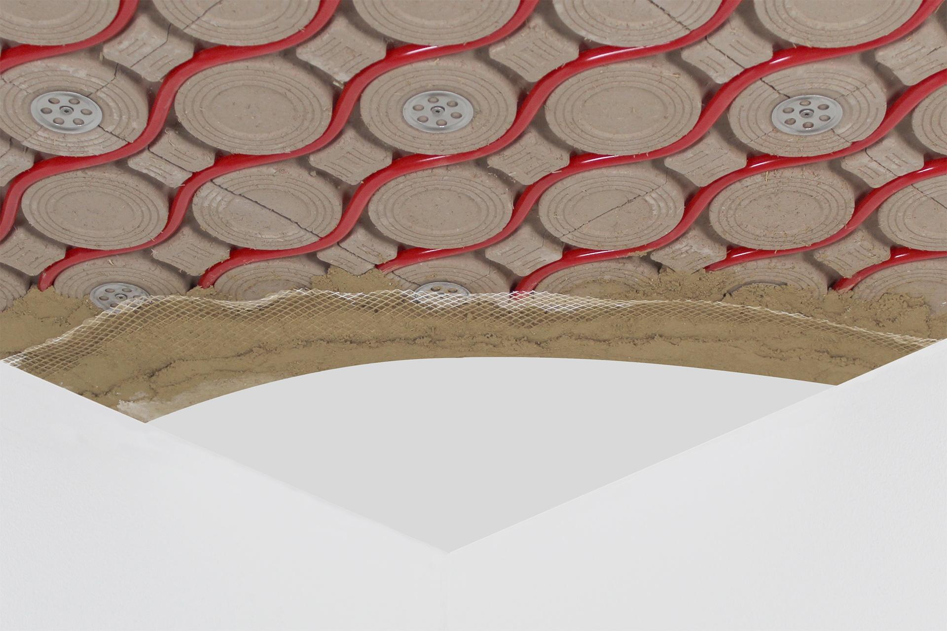 Gabotherm Clima – strålevarme fra oven med Kierulff a/s' nye loftvarmesystem
