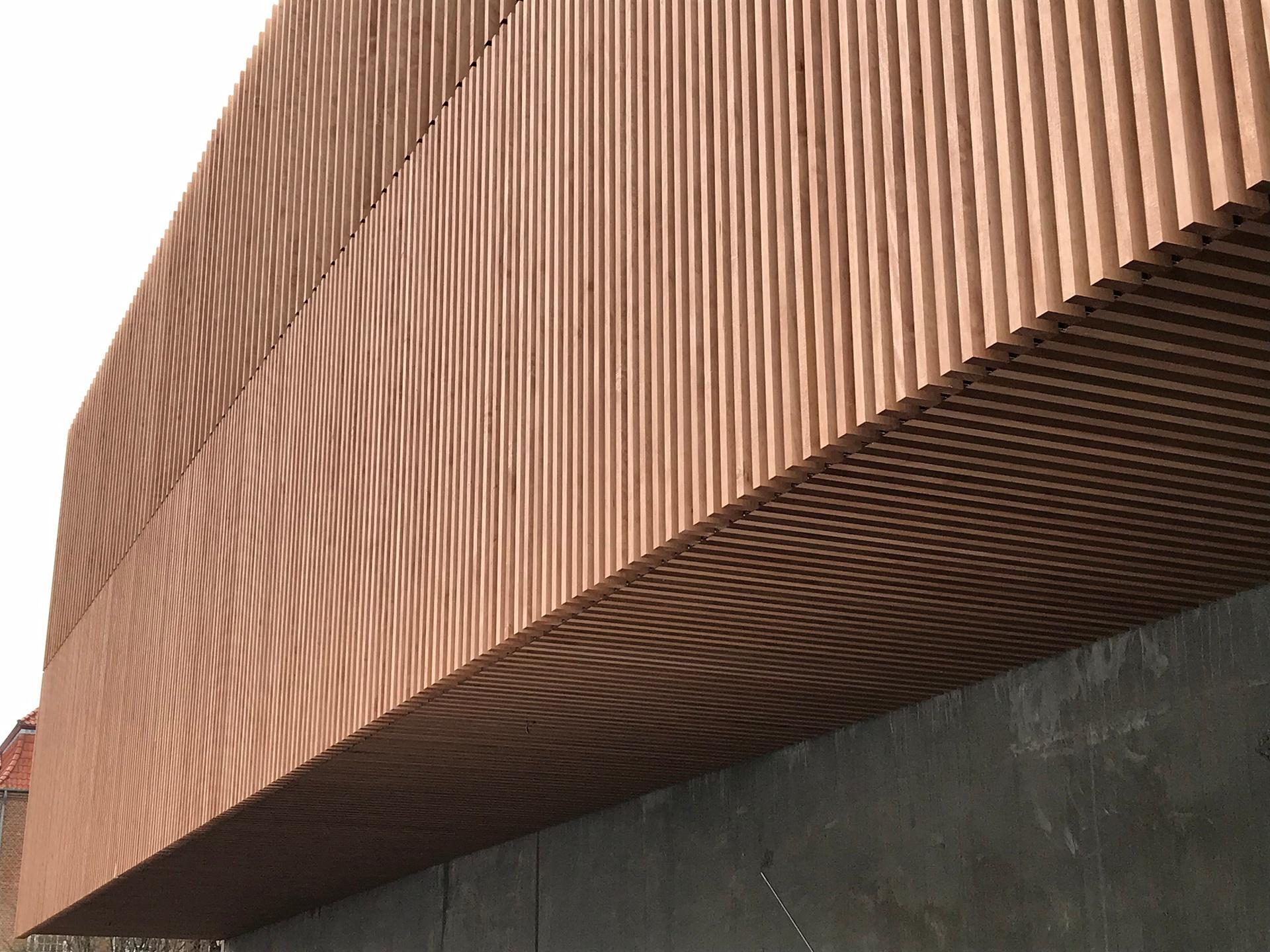 Keflico A/S: Designfrihed og termisk sikring med nyt facadesystem