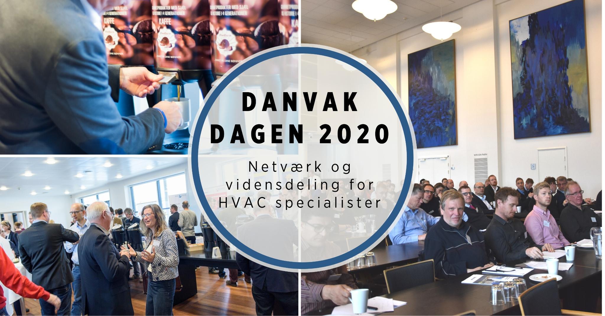 Nu kan du endelig netværke med andre HVAC specialister igen!