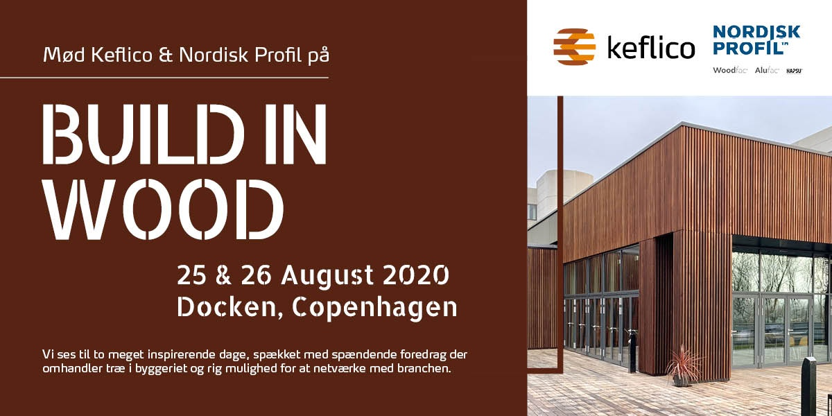 Mød Keflico til Build in Wood 2020 i København