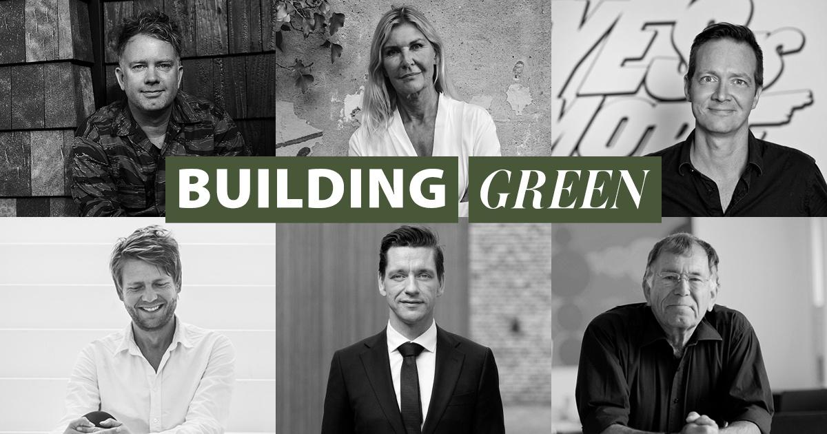 Jubilæumsprogrammet til Building Green København er ude!