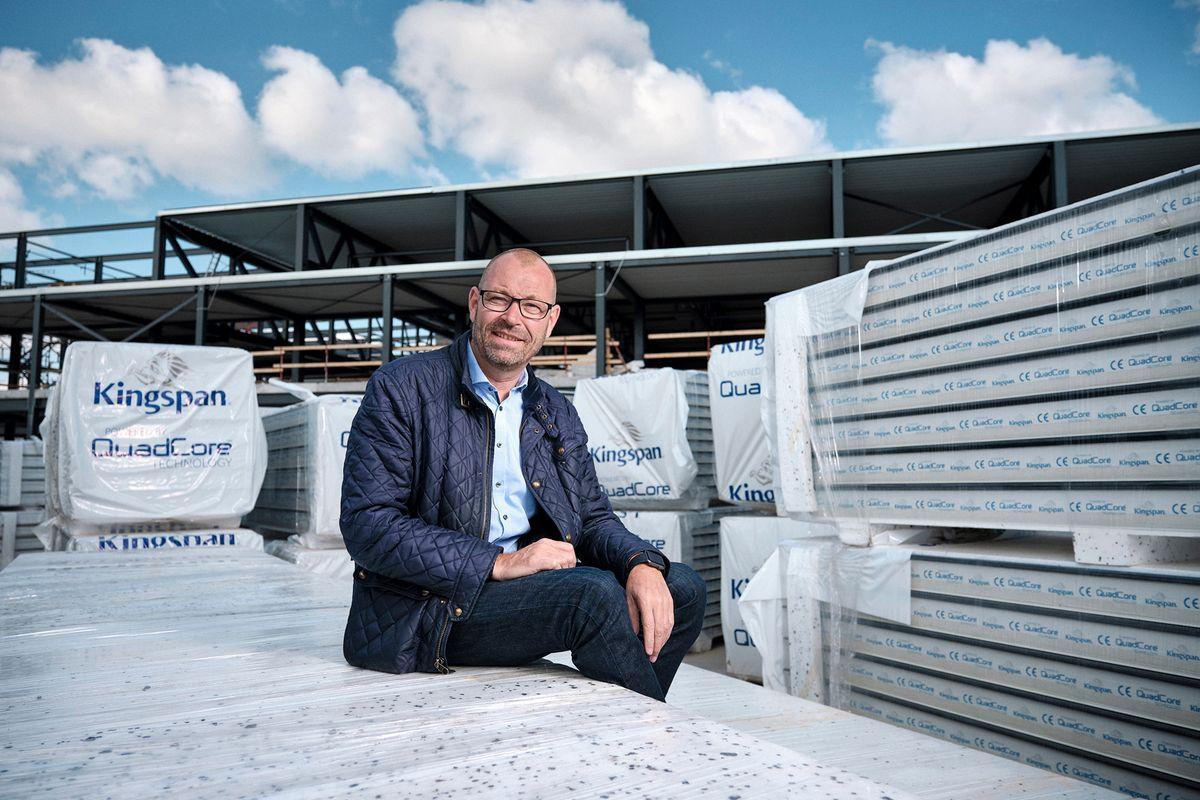 Kingspan mener at dansk byggeri kan isoleres bedre