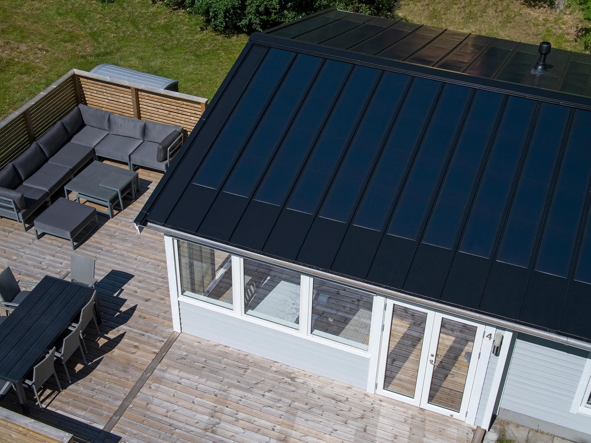 Lindabs SolarRoof vandt Byggeriets Energipris
