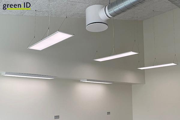 green:ID TrueColor LED panel 120x30