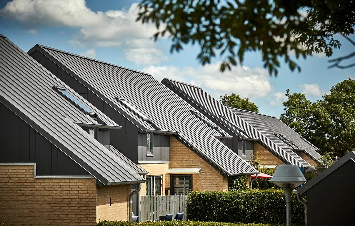 Beklæd bygningen bæredygtigt
