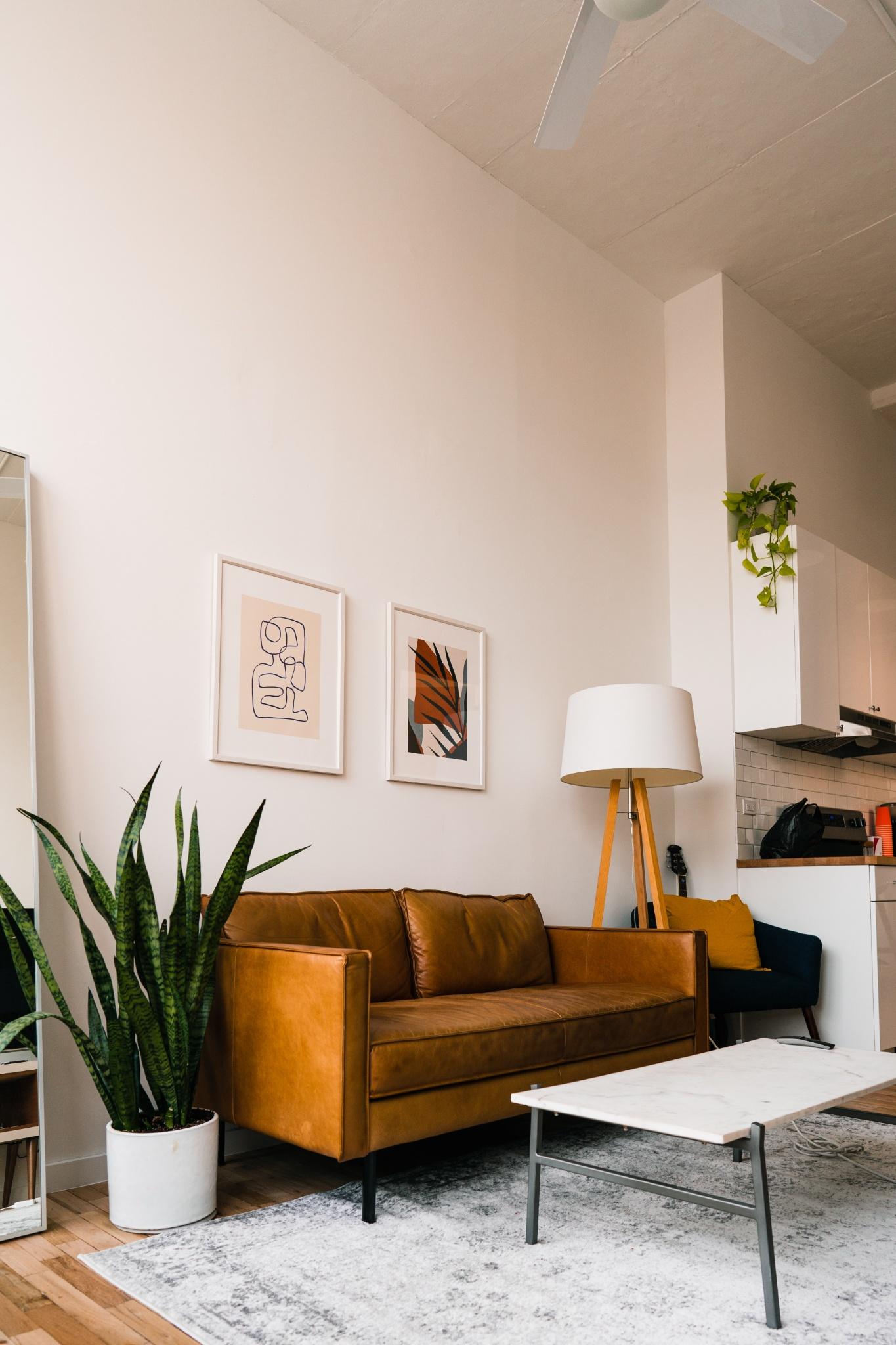 3 simple råd til indretning af stuen