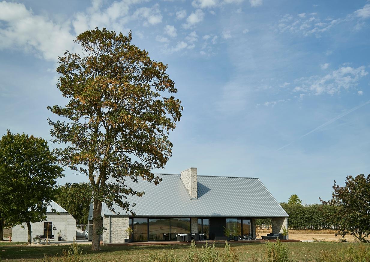 Moderne stuehus præmieres med arkitekturpris af Aalborg Kommune