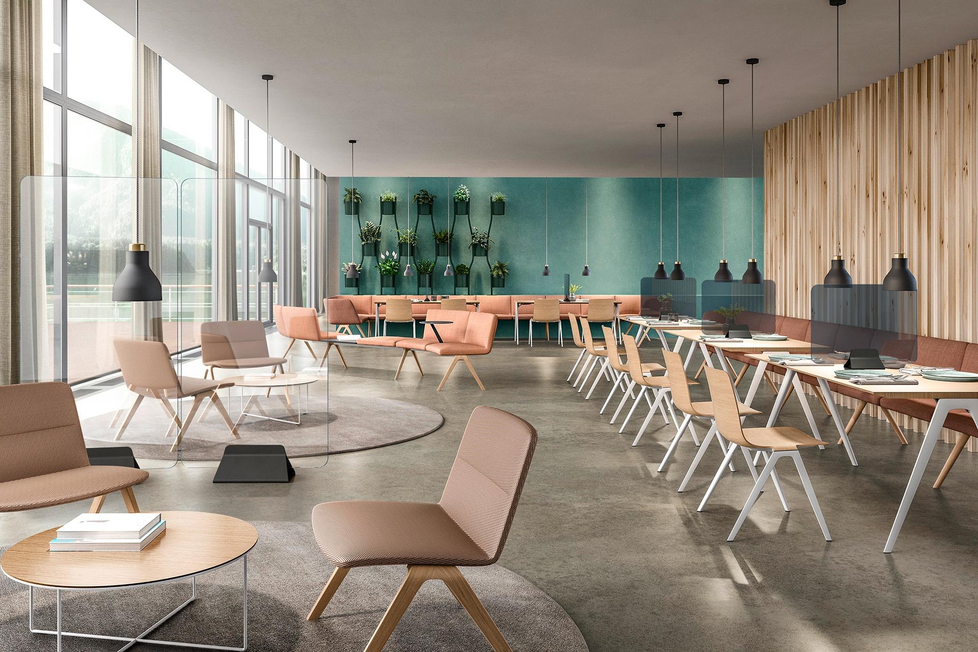 Møbler fra Brunner: Stilrent og funktionelt design, der er let at rengøre
