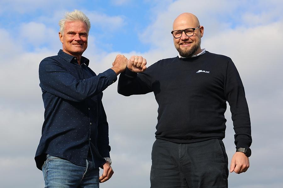 Ajos a/s frasælger sin hejsafdeling til Hejs.dk