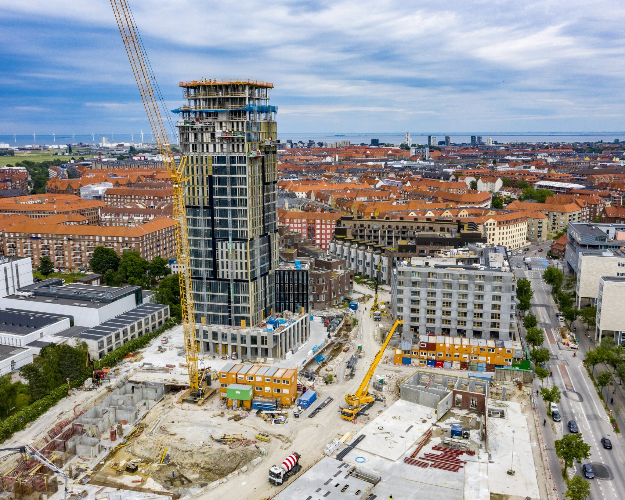 Tårnhøjt tryk kræver ny varmeløsning på Bryggens Bastion