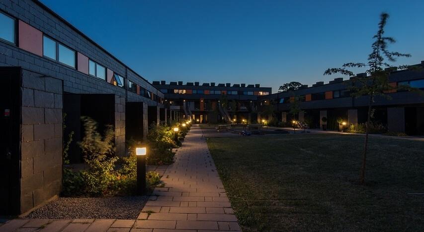 Cupaclad, det bedste valg til boliger til overkommelige priser 'almenbolig+'
