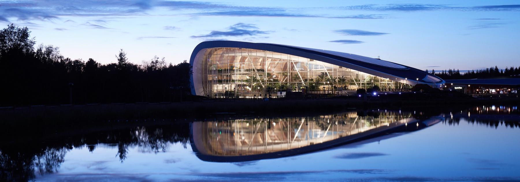 Kingspans vision for bæredygtige bygninger