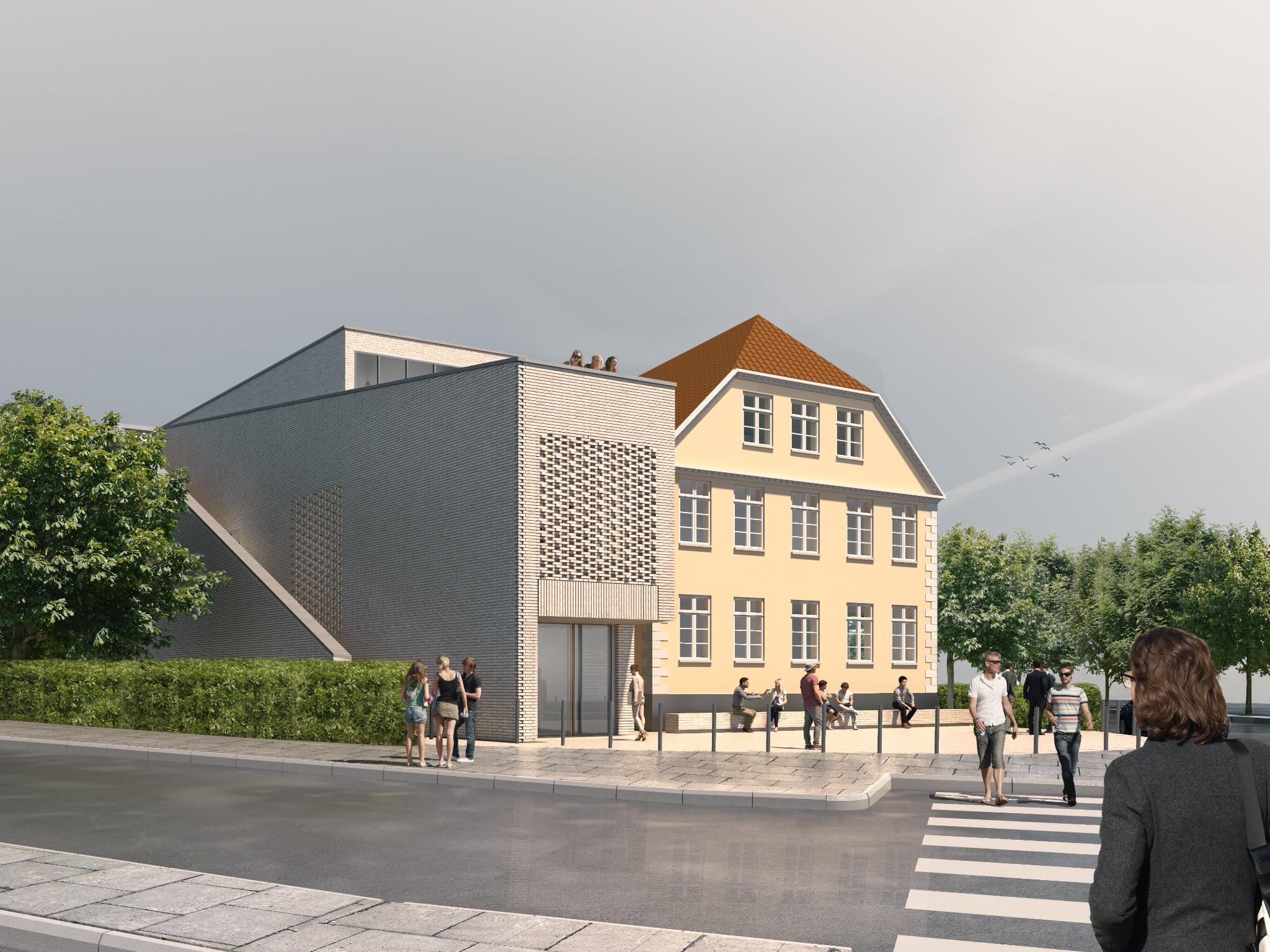 Deutsches Museum Nordschleswig: Nyt møder gammelt