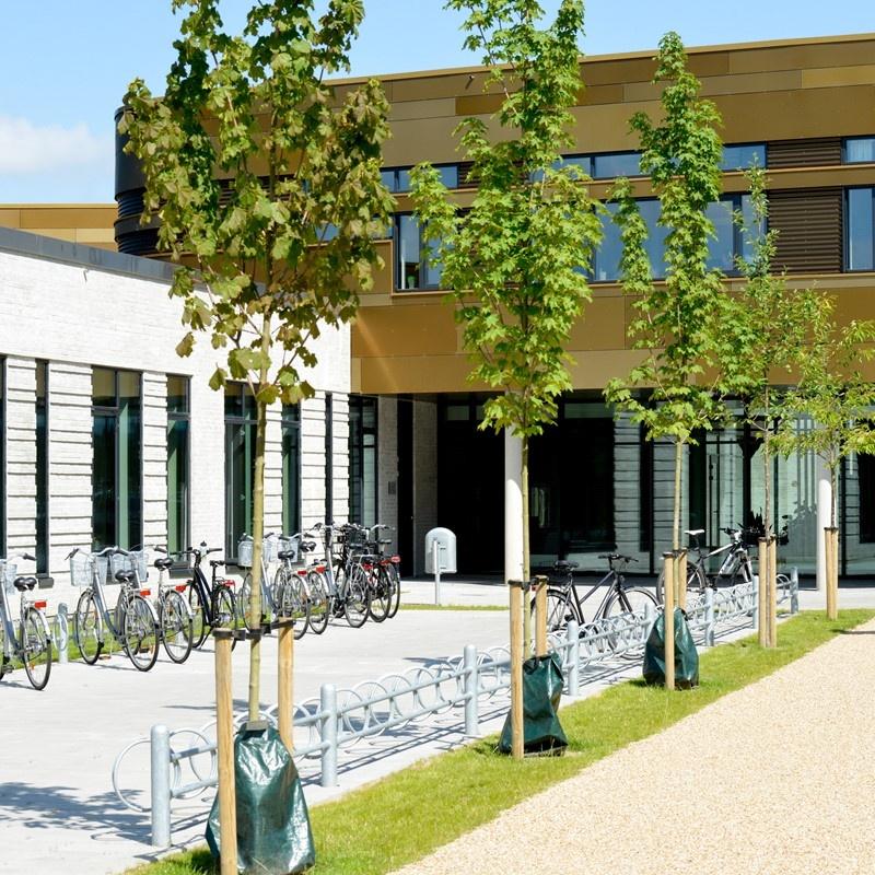 Det første offentlig-private psykiatri-sygehusbyggeri i Danmark